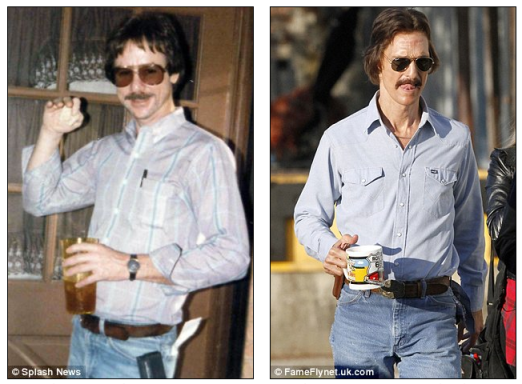 First trailer for Dallas Buyers Club