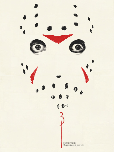 Friday the 13th Part III (Jay Shaw)