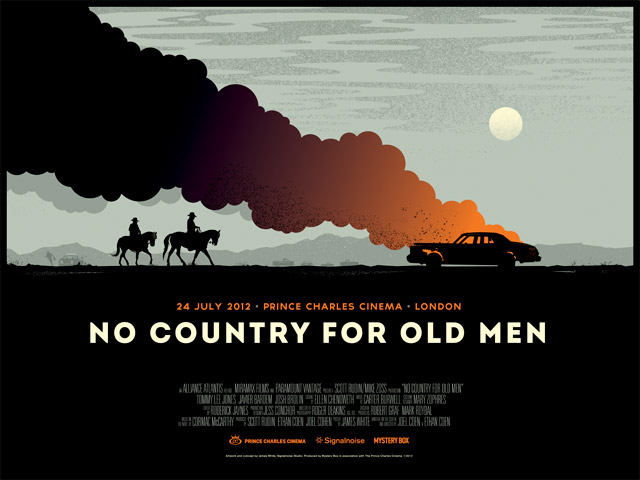 No Country for Old Men (James White)