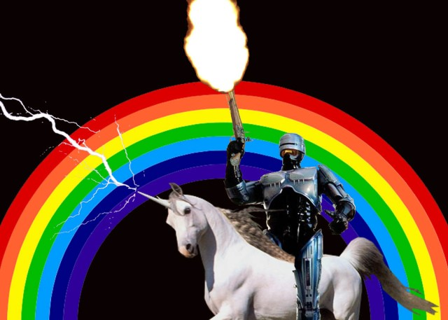 Robocop Unicorn #4