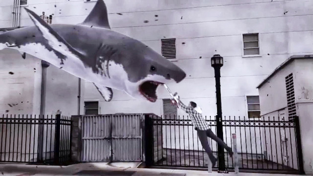 Sharknado still #2