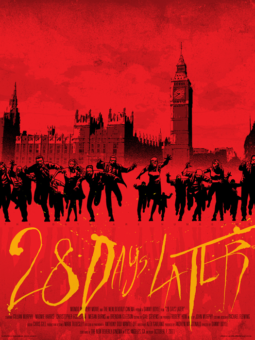 28 Days Later (2002) by Charlie Adlard and Jon Smith