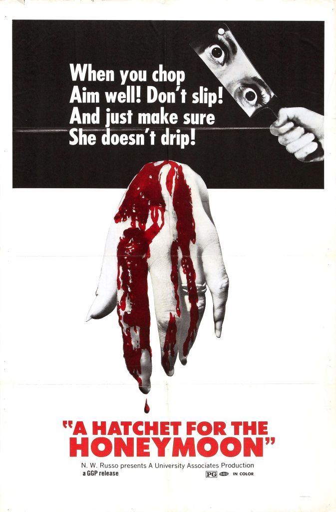 Hatchet for the Honeymoon (1970)