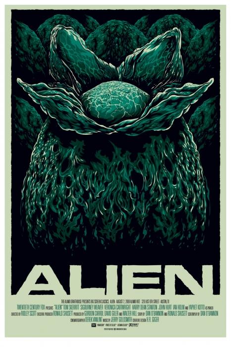 Alien (1978) by Ken Taylor