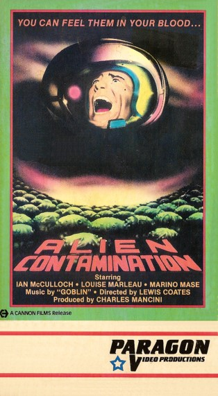 91. Alien Contamination (1980)