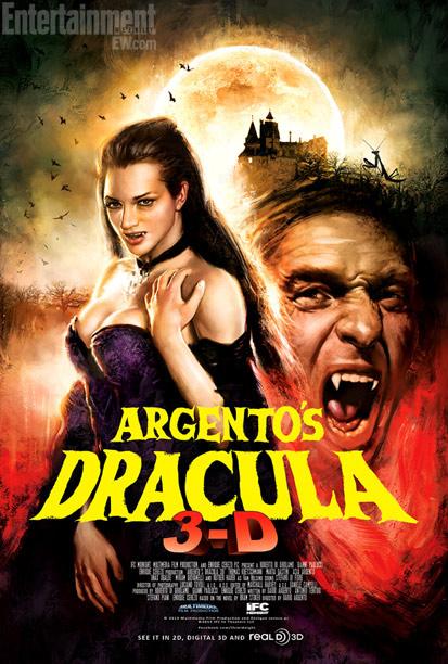 Argento Dracula 3D