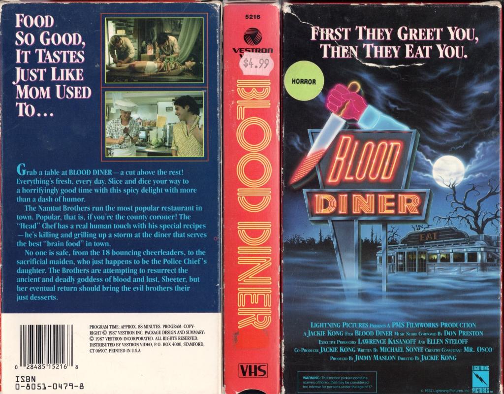 77. Blood Diner (1987)