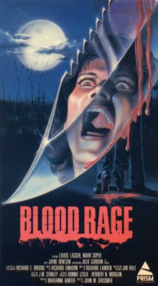 83. Blood Rage (1987)