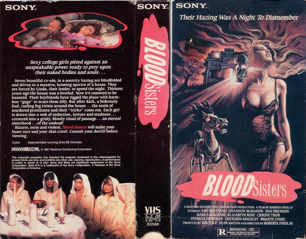 74. Blood Sisters (1987)
