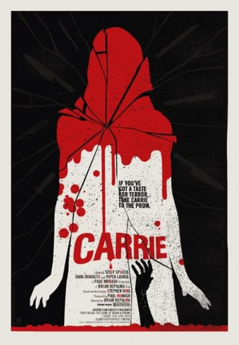 Carrie (1976) by Methane Studios