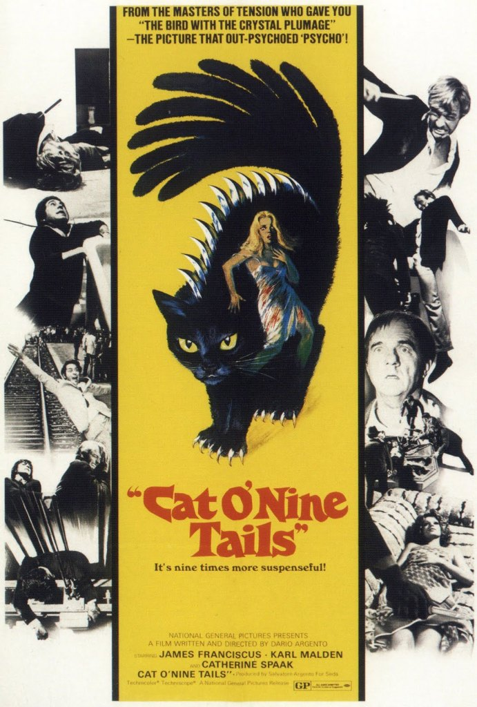 The Cat O'Nine Tails (1971)