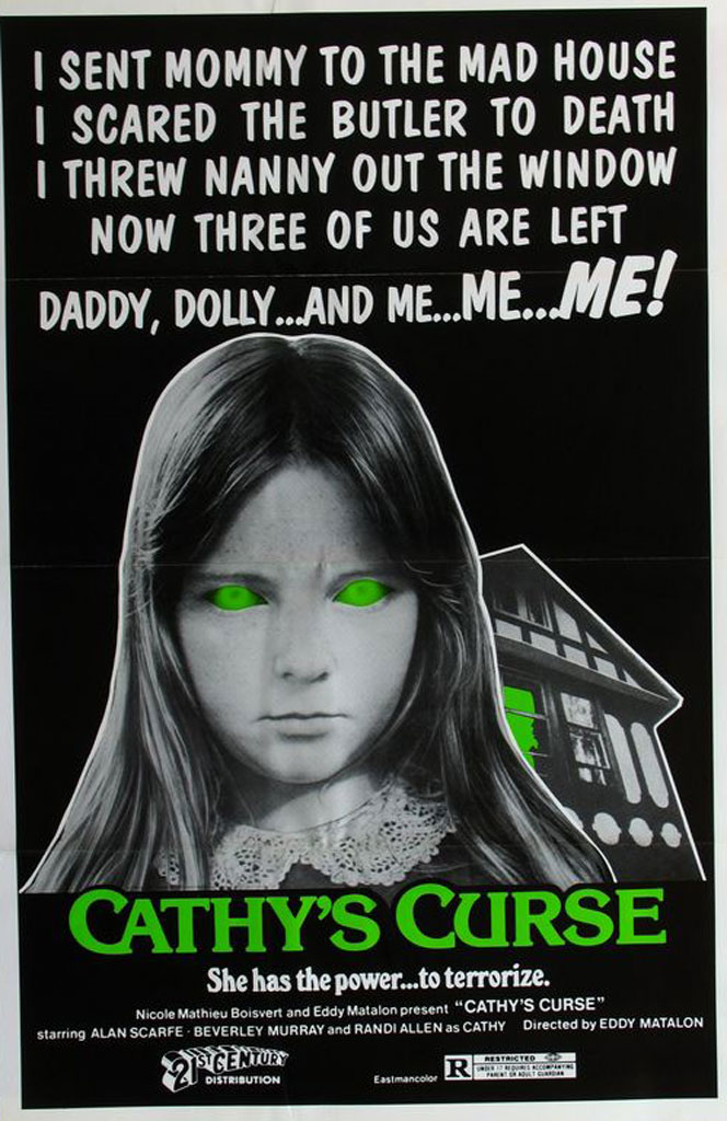 Cathy's Curse (1976)