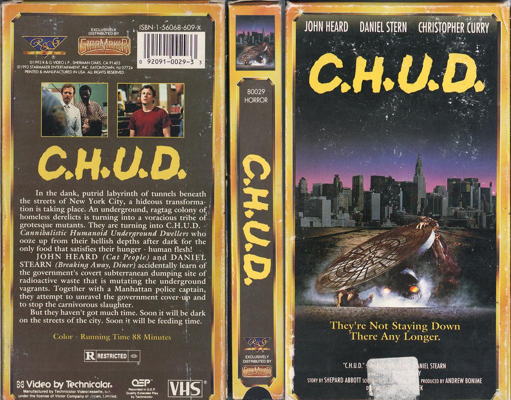 79. C.H.U.D. (1984)
