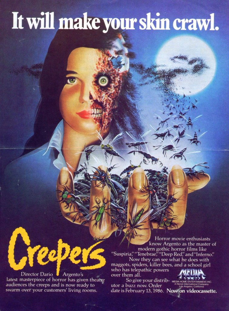 Phenomena (1985) (aka Creepers)