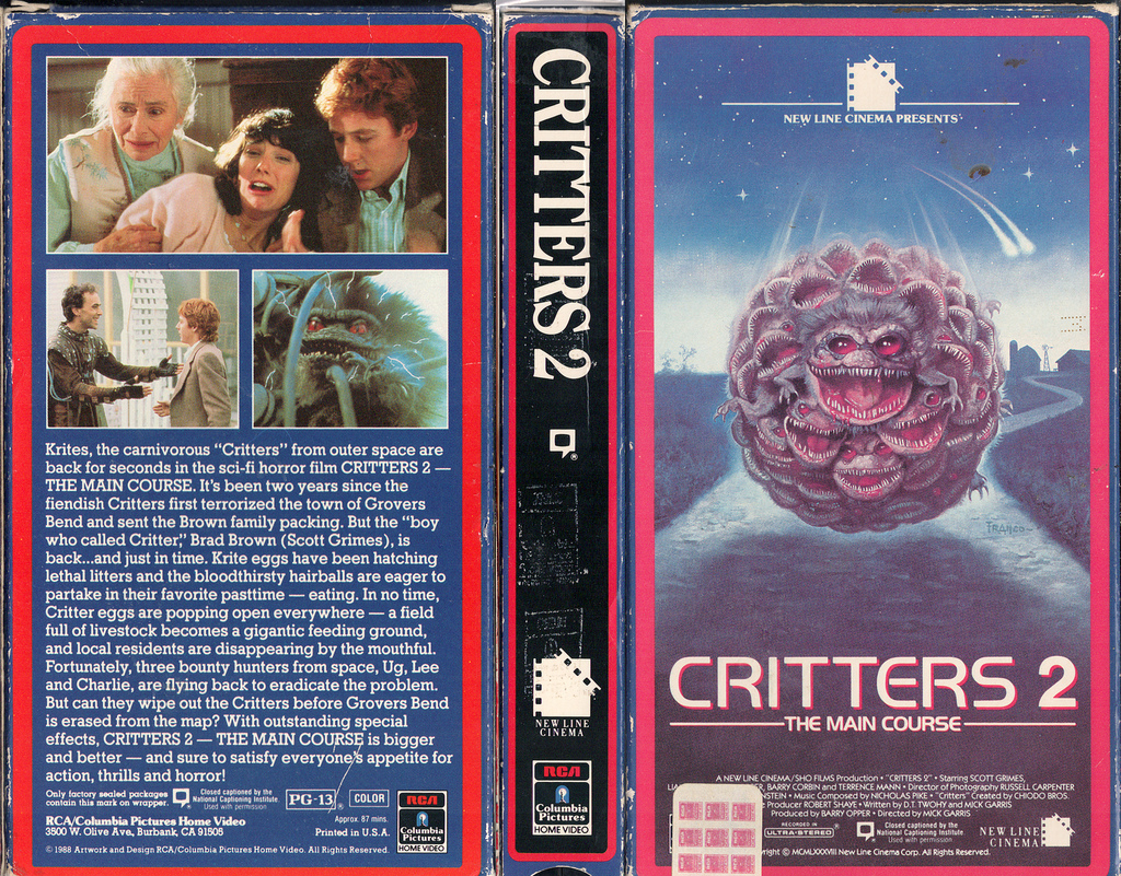 55. Critters 2 (1988)