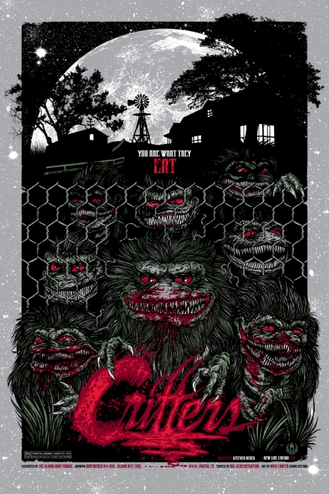 Critters (1986) by Rhys Cooper