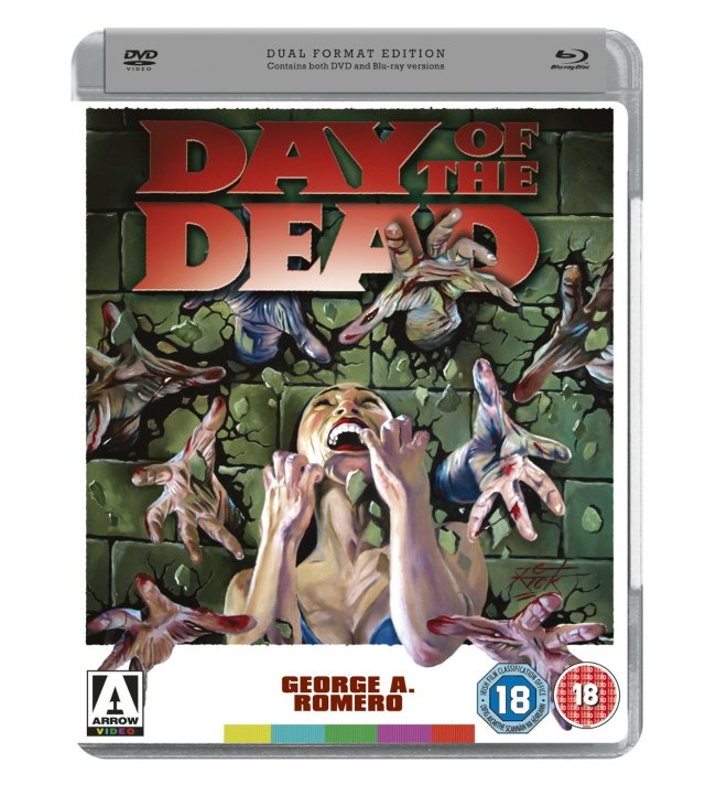Day of the Dead (Arrow video)