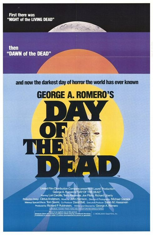 Day of the Dead (1988)