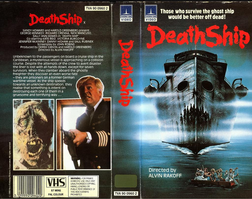 38. Death Ship (1980)