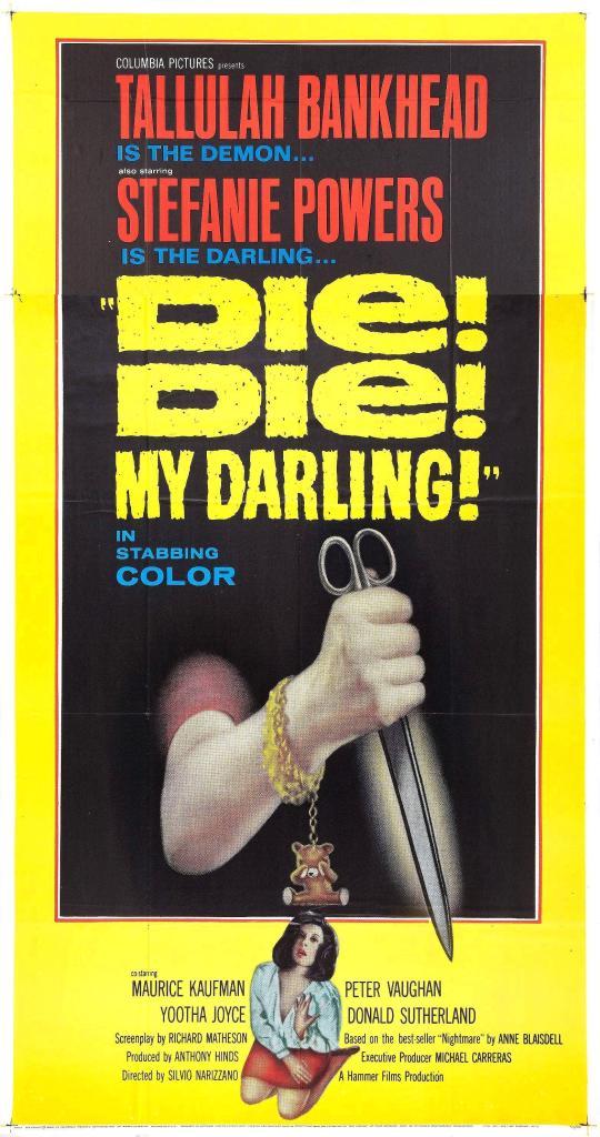 Die!Die! My Darling (1965)