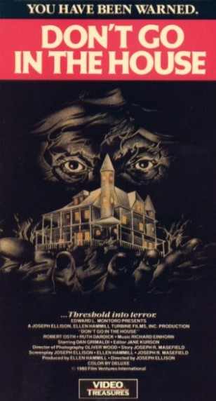 85. Don't Go in the House (1979)