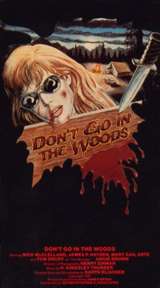 66. Don't Go in the Woods (1981)