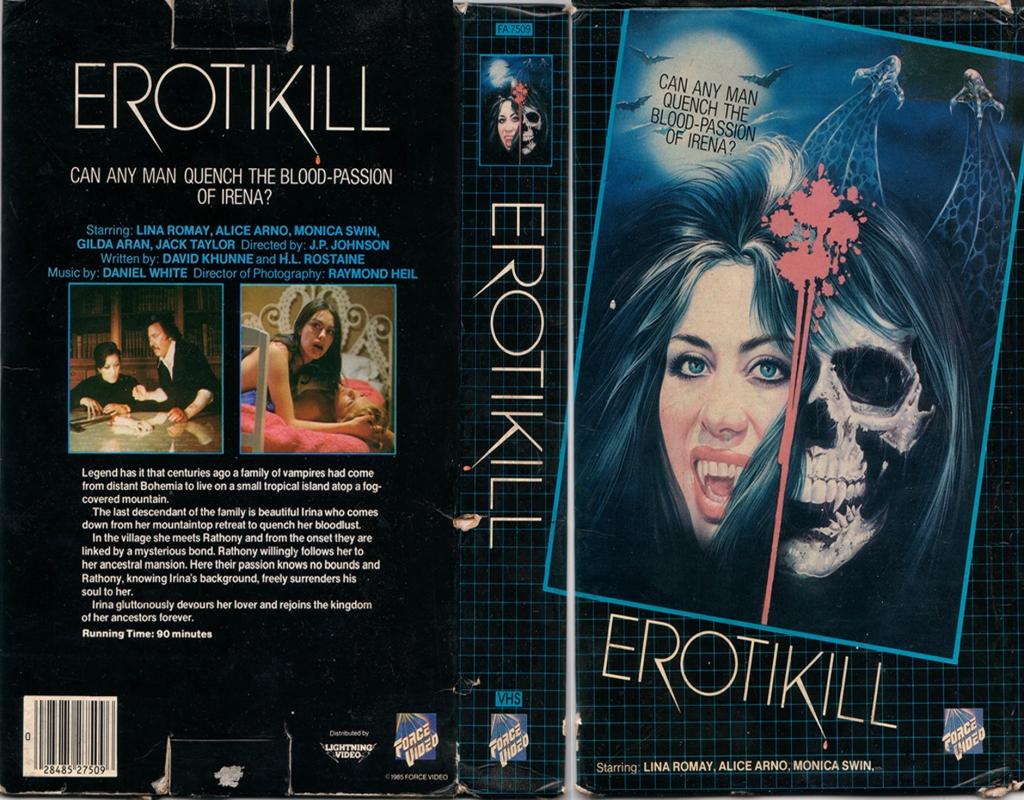 68. Erotikill (1973)