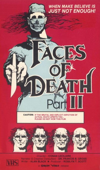 78. Faces of Death II (1981)