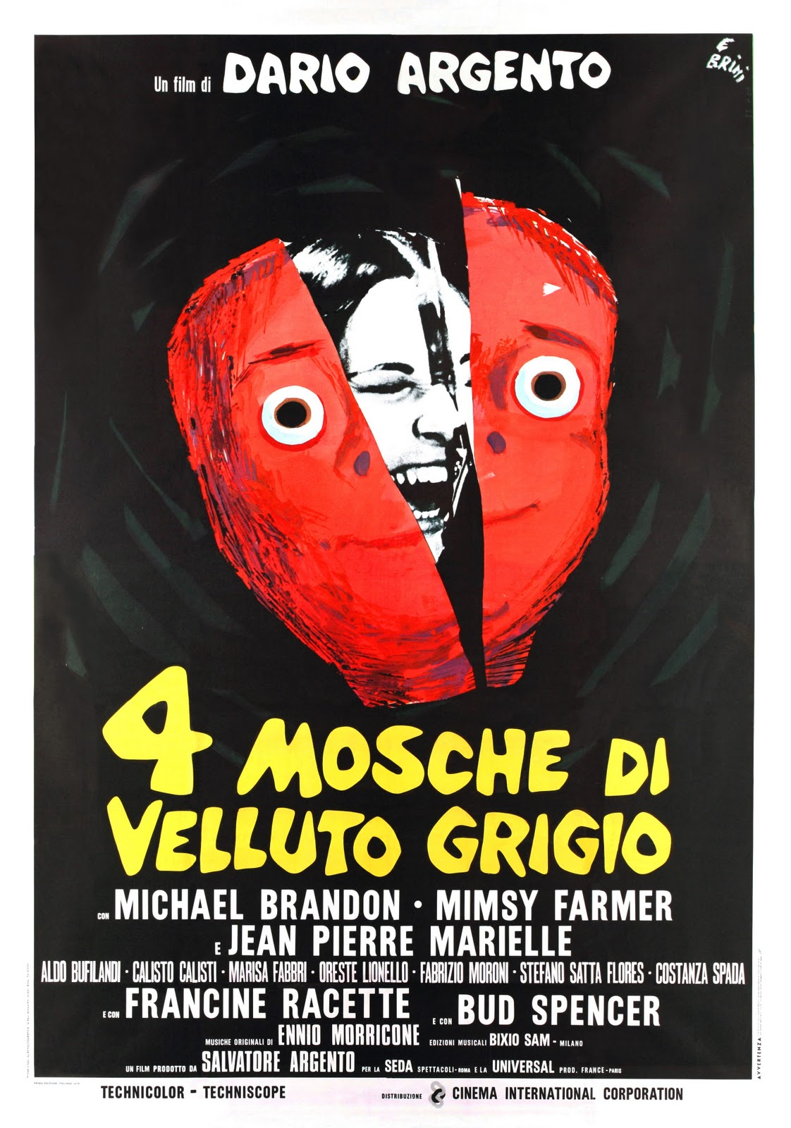 31 Days of Horror: The posters of Dario Argento | deep ...