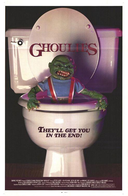 36. Ghoulies (1985)