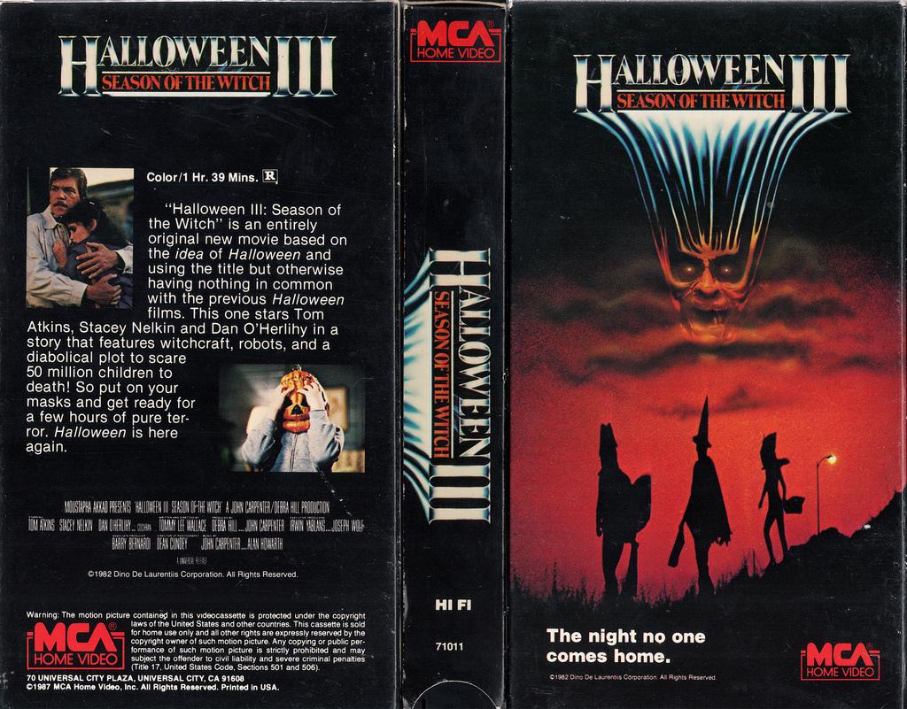 40. Halloween III (1982)