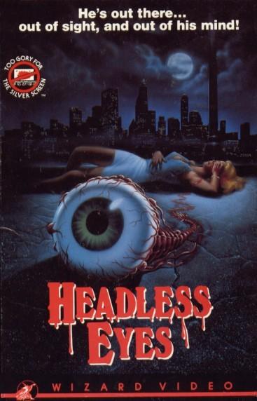 54. Headless Eyes (1971)