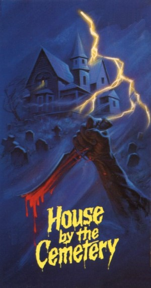 58. The House by the Cemetery (1981)