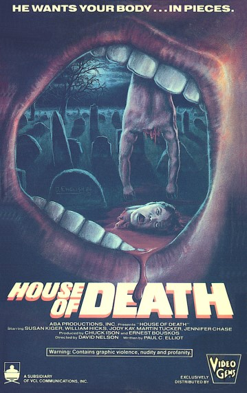 57. House of Death (1982)
