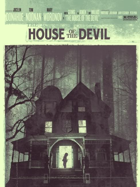 House of the Devil (2009) by The Silent Giants