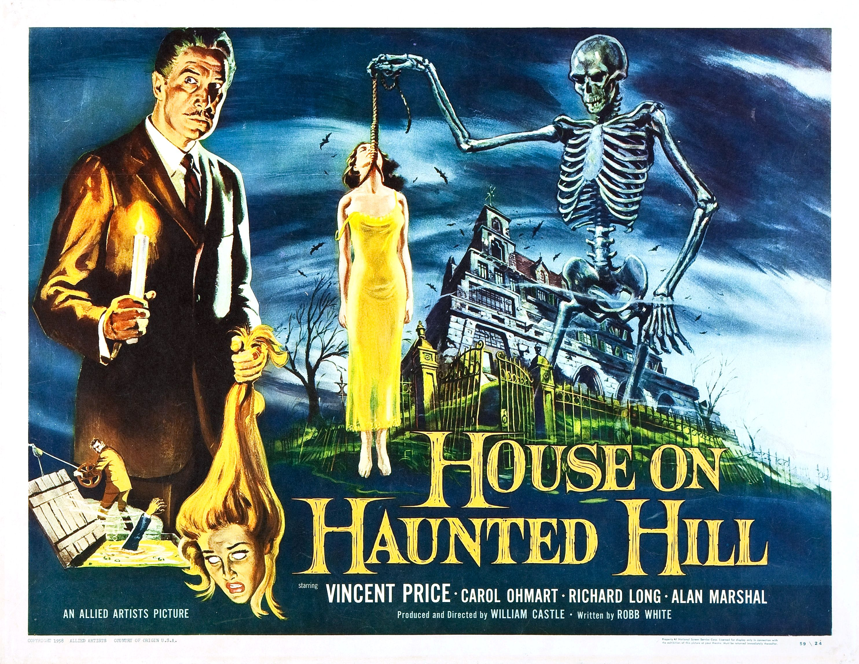 Haunted Hill 2 Stream