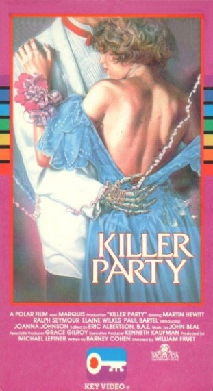 87. Killer Party (1986)
