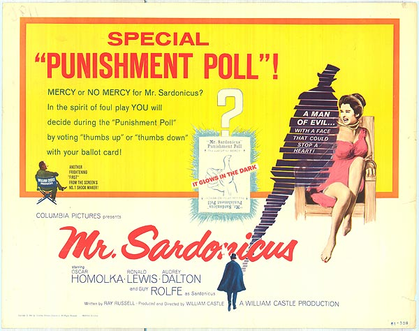 Mr. Sadonicus (1962)