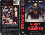 42. Night of the Zombies (1980)