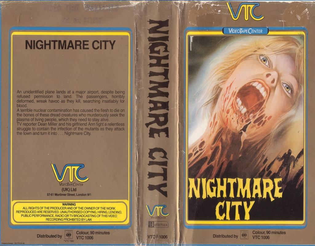 93. Nightmare City (1980)