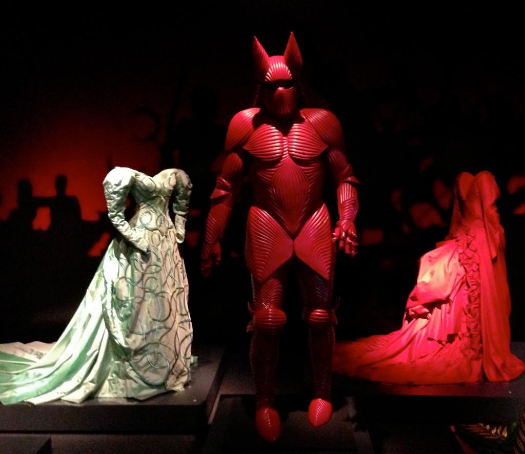 Costumes from Bram Stoker's Dracula (1992).