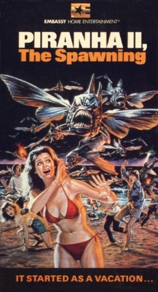 32. Piranha II (1981)