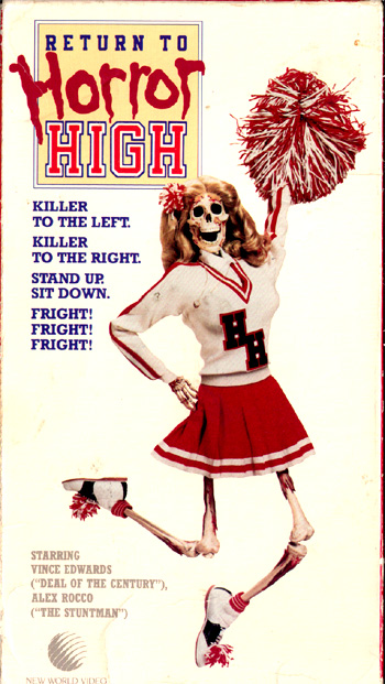 96. Return to Horror High (1987)