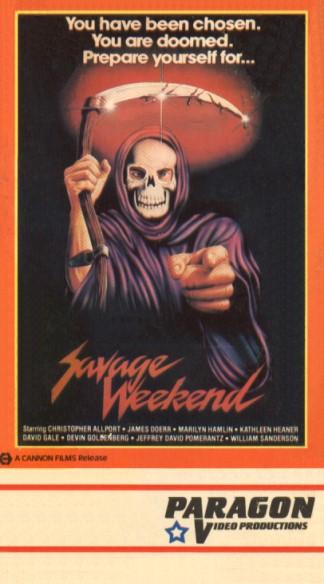 98. Savage Weekend (1979)