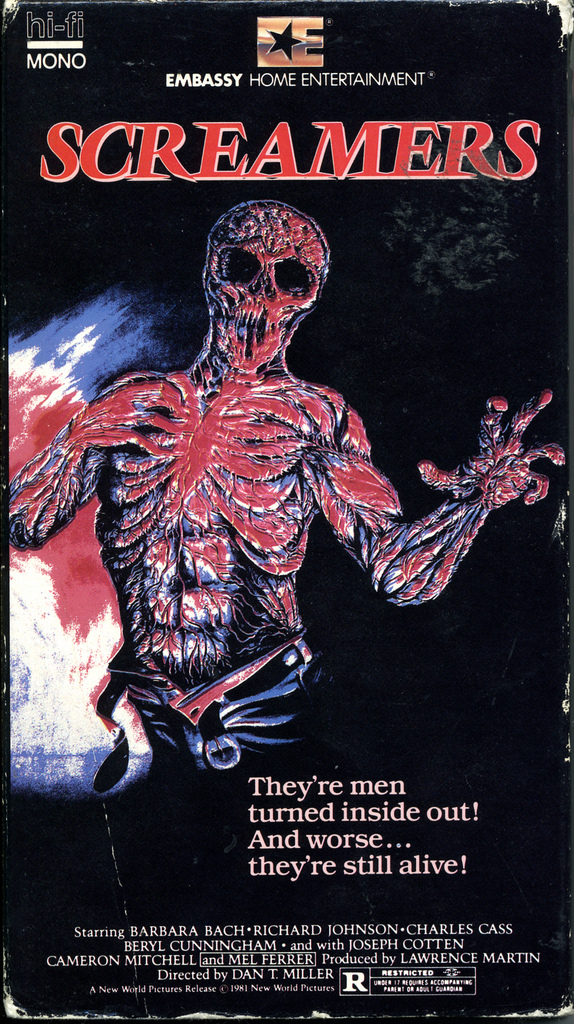 Burial Ground 1981 Cover