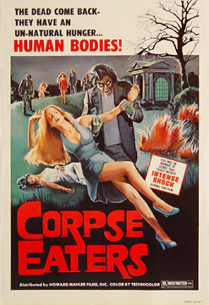 The Corpse Eaters (1974)