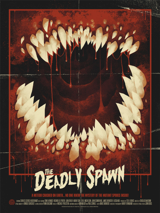 The Deadly Spawn (1983)