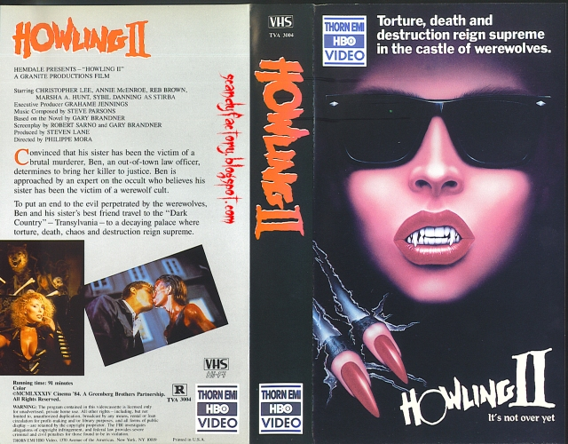 The Howling 2 (#8)