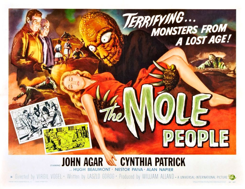 The Mole People (1956)