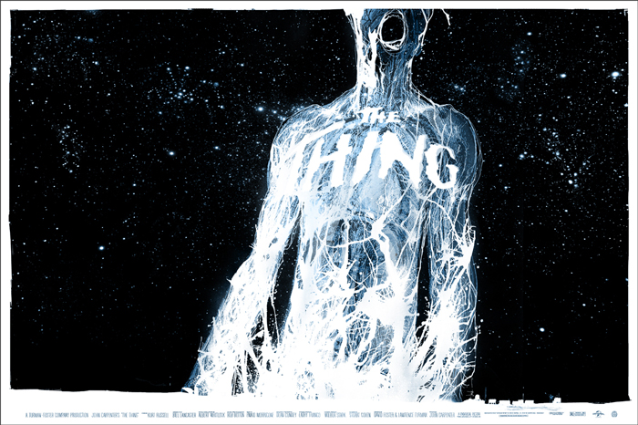 The Thing (1982) by Jock
